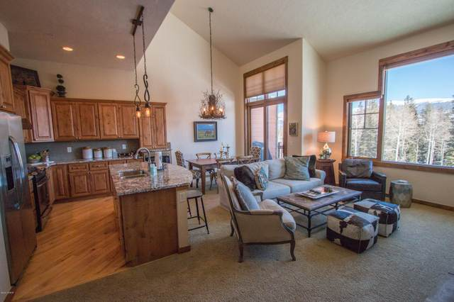 575 Bear Trail, Winter Park, CO 80482 (MLS #20-637) :: The Real Estate Company