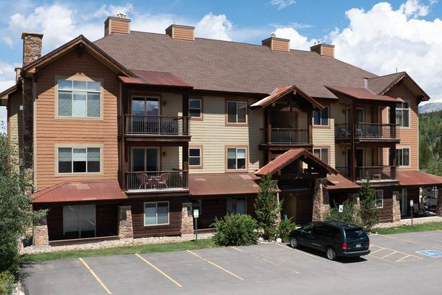 601 Trailhead Circle 622, Winter Park, CO 80482 (MLS #20-640) :: The Real Estate Company