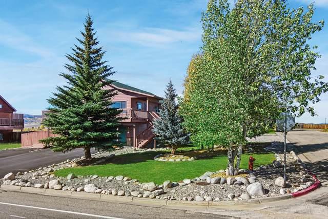3 W Diamond, Granby, CO 80446 (MLS #20-642) :: The Real Estate Company