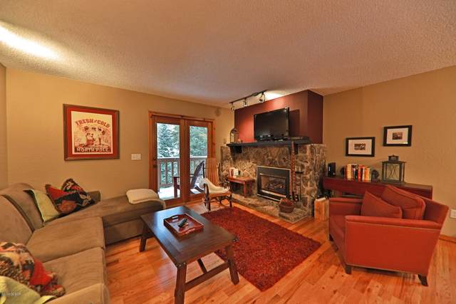 145 Arapahoe Road #602, Winter Park, CO 80482 (MLS #20-643) :: The Real Estate Company