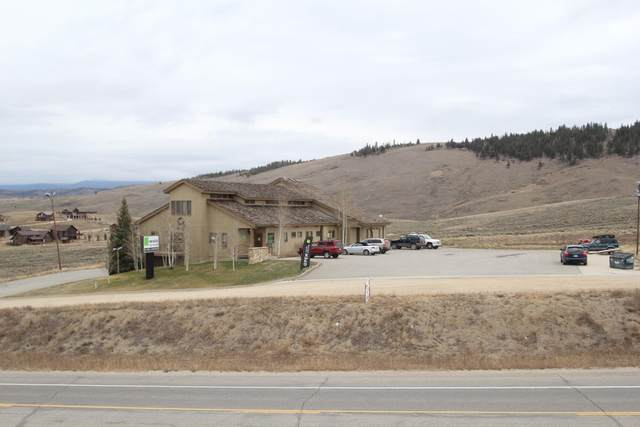 62801 Us Hwy 40, Granby, CO 80446 (MLS #20-672) :: The Real Estate Company