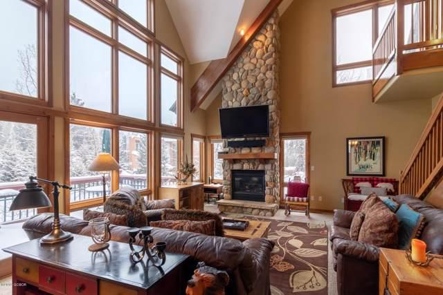 52 Trademark Drive #2, Winter Park, CO 80482 (MLS #20-71) :: The Real Estate Company