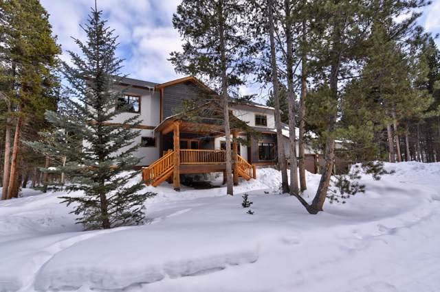 1295 Sunset Dr Aka Gcr 8304, Tabernash, CO 80478 (MLS #20-75) :: The Real Estate Company