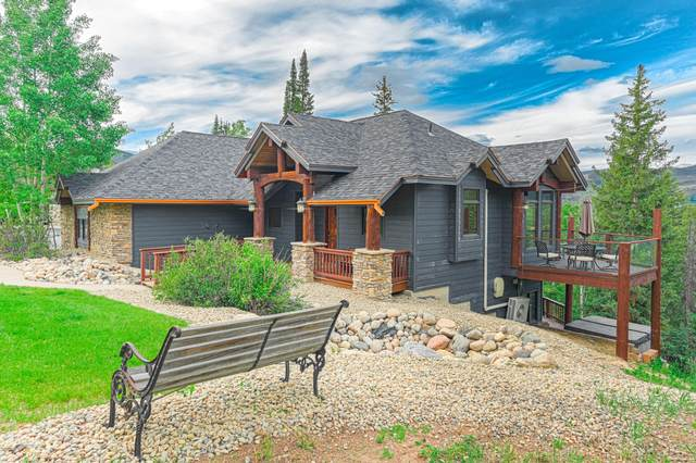 1361 Gcr 8, Fraser, CO 80442 (MLS #20-762) :: The Real Estate Company