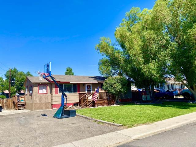 301 20th Street, Kremmling, CO 80459 (MLS #20-775) :: The Real Estate Company