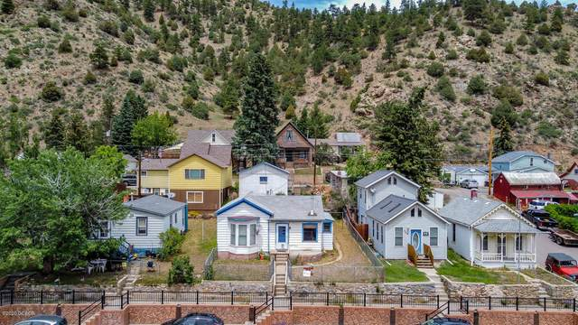 334 Colorado Boulevard, Idaho Springs, CO 80452 (MLS #20-808) :: The Real Estate Company
