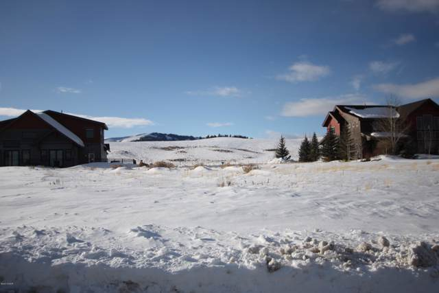1580 Wildhorse Drive, Granby, CO 80446 (MLS #20-81) :: The Real Estate Company