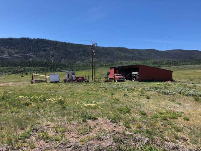 TBD County Road 1931, Kremmling, CO 80459 (MLS #20-817) :: The Real Estate Company