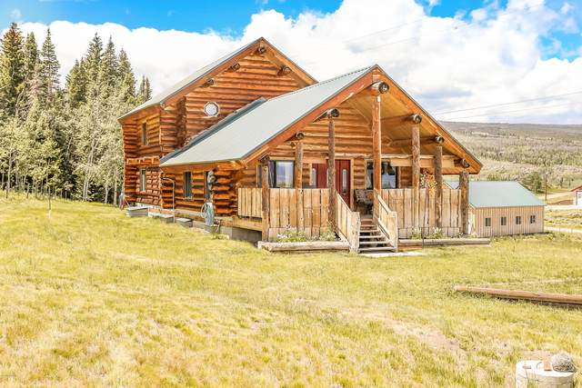 190 County Rd 1933, Kremmling, CO 80459 (MLS #20-818) :: The Real Estate Company