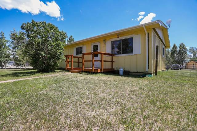 924 Call Avenue, Kremmling, CO 80459 (MLS #20-837) :: The Real Estate Company