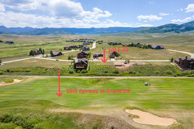 1358 Wildhorse Circle, Granby, CO 80446 (MLS #20-838) :: The Real Estate Company