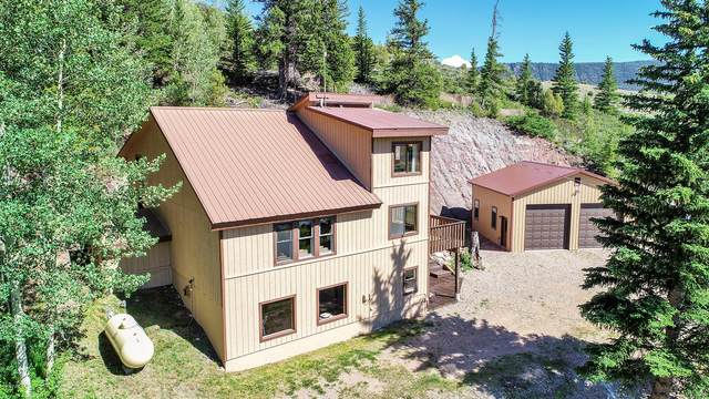 298 County Road 194, Kremmling, CO 80459 (MLS #20-843) :: The Real Estate Company