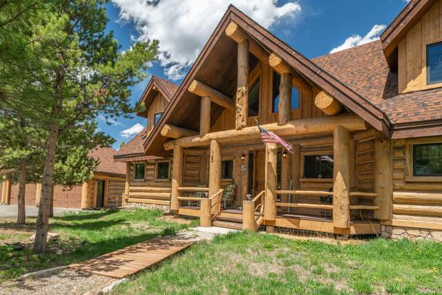 160 County Rd 6236, Granby, CO 80446 (MLS #20-861) :: The Real Estate Company