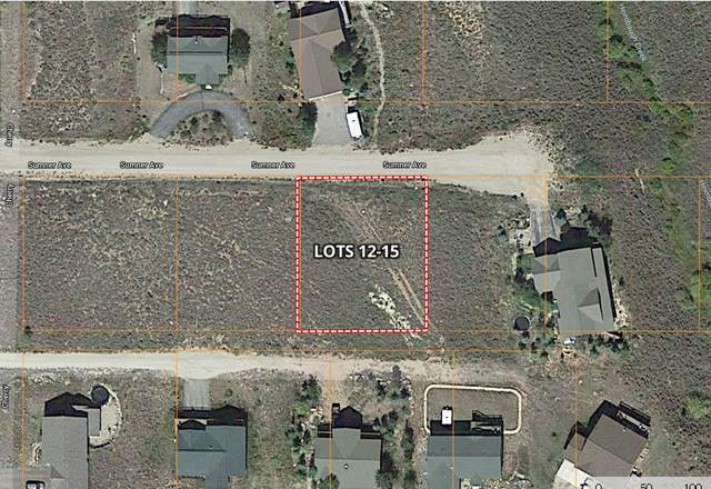 lots 12-15 E Sumner, Hot Sulphur Springs, CO 80451 (MLS #20-872) :: The Real Estate Company