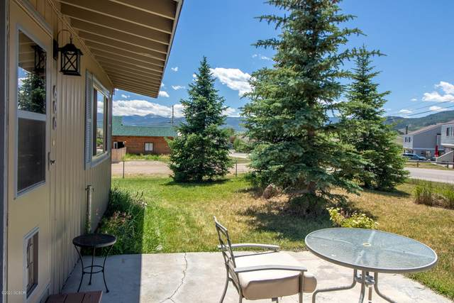 600 N 2nd, Granby, CO 80446 (MLS #20-889) :: The Real Estate Company