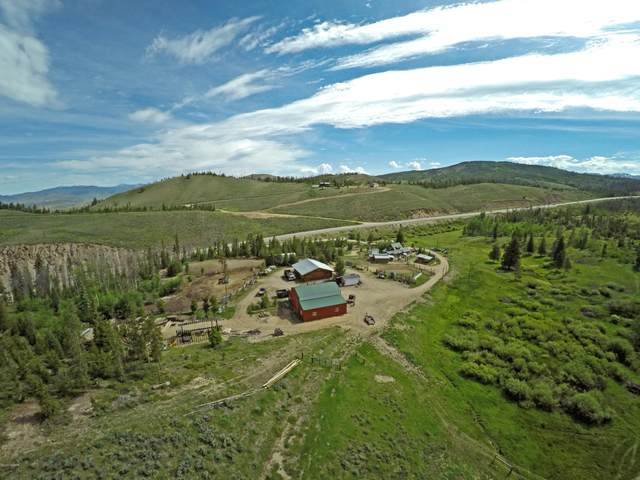 67228 Us Hwy 40, Granby, CO 80446 (MLS #20-927) :: The Real Estate Company