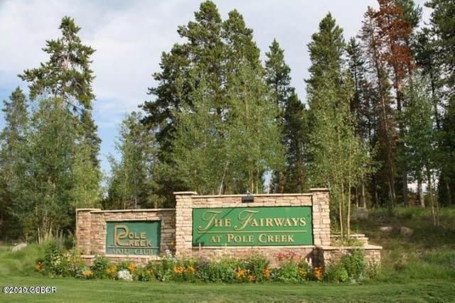 2963 Gcr 511/Golf Course Circle, Tabernash, CO 80478 (MLS #20-943) :: The Real Estate Company