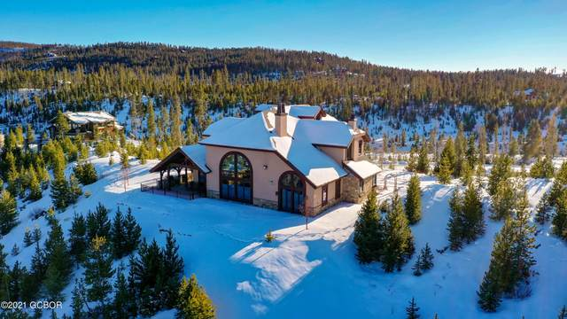 493 Gcr 662, Grand Lake, CO 80447 (MLS #21-100) :: The Real Estate Company