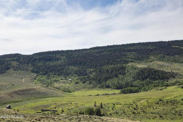 n/a Gore Pass, Kremmling, CO 80459 (MLS #21-1028) :: The Real Estate Company