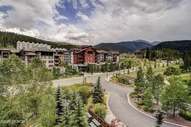 580 Winter Park Drive #4440, Winter Park, CO 80482 (MLS #21-104) :: The Real Estate Company
