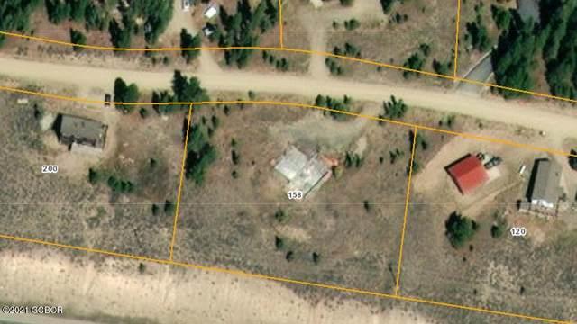 158 Gcr 857, Tabernash, CO 80478 (MLS #21-1089) :: The Real Estate Company