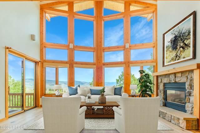 1488 Gcr 8952, Granby, CO 80446 (MLS #21-1095) :: The Real Estate Company