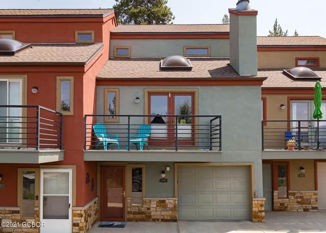 697 Wapiti Drive 14B, Fraser, CO 80442 (MLS #21-1102) :: The Real Estate Company