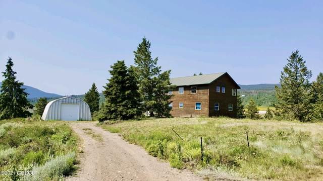 282 Gcr 19, Kremmling, CO 80459 (MLS #21-1106) :: The Real Estate Company