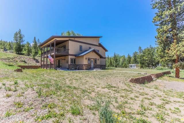 388 Gcr 620, Granby, CO 80446 (MLS #21-1115) :: Clare Day with Keller Williams Advantage Realty LLC