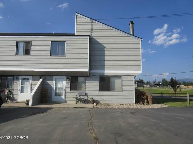 485 Gcr 61 #212, Granby, CO 80446 (MLS #21-1119) :: The Real Estate Company