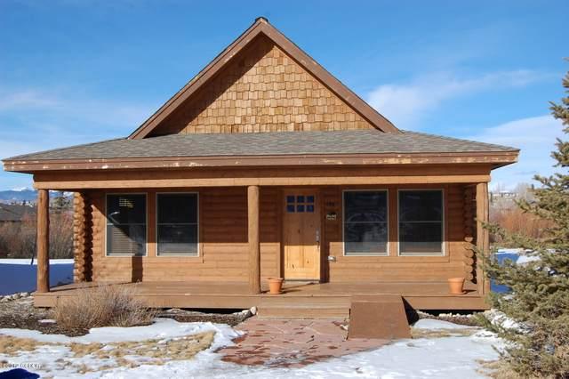 170 Ten Mile Drive, Granby, CO 80446 (MLS #21-1123) :: The Real Estate Company