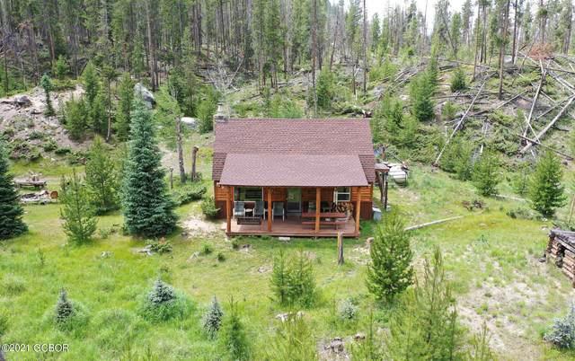 315 Gcr 637, Granby, CO 80446 (MLS #21-1129) :: The Real Estate Company