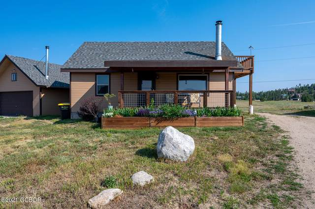55 Gcr 6480, Grand Lake, CO 80447 (MLS #21-1139) :: The Real Estate Company