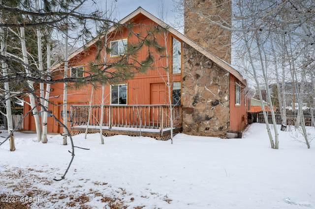 201 Nevava Avenue, Hot Sulphur Springs, CO 80451 (MLS #21-114) :: The Real Estate Company