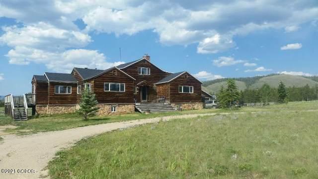 88 Gcr 6234, Granby, CO 80446 (MLS #21-1141) :: The Real Estate Company