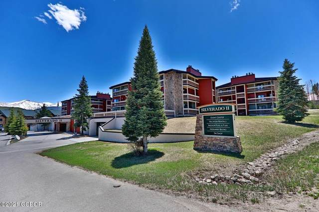 490 Kings Crossing Road #334, Winter Park, CO 80482 (MLS #21-1142) :: The Real Estate Company