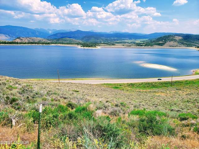 508-490 County Rd 4052, Granby, CO 80446 (MLS #21-1143) :: The Real Estate Company