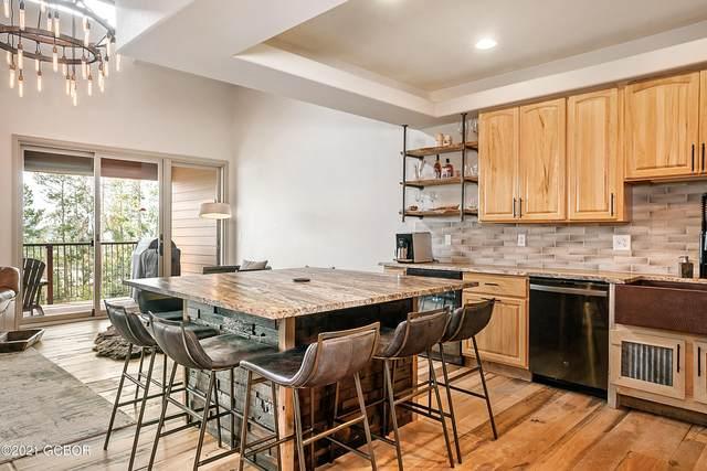 725 W Wapiti Drive C, Fraser, CO 80442 (MLS #21-1144) :: The Real Estate Company