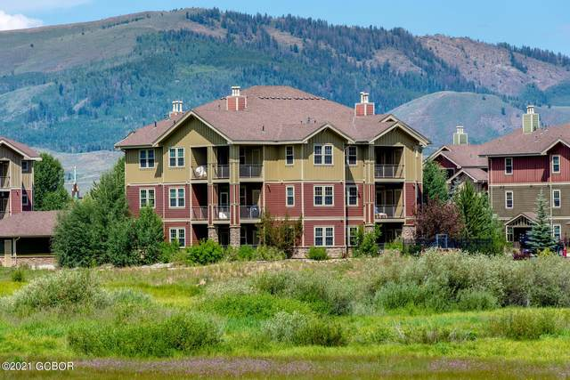 156 Village Road D-202, Granby, CO 80446 (MLS #21-1146) :: The Real Estate Company