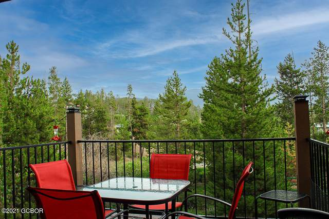 30 Gcr 4451, Grand Lake, CO 80447 (MLS #21-1148) :: The Real Estate Company