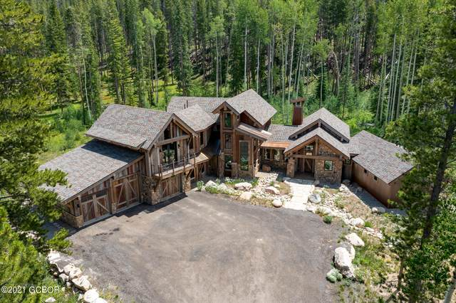 170 Gcr 810, Fraser, CO 80442 (MLS #21-1150) :: The Real Estate Company