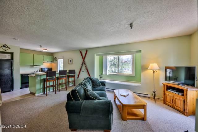 32 Kings Crossing Road #304, Winter Park, CO 80482 (MLS #21-1151) :: The Real Estate Company