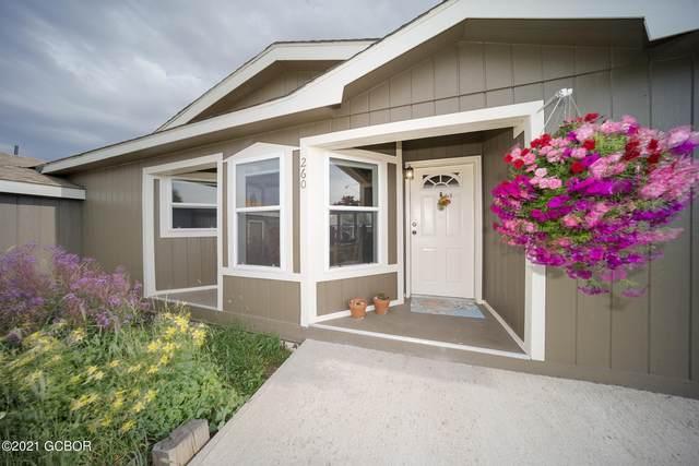 260 Vista Avenue, Granby, CO 80446 (MLS #21-1155) :: The Real Estate Company