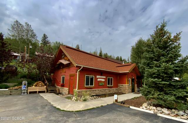 606 Byers Avenue, Hot Sulphur Springs, CO 80451 (MLS #21-1163) :: The Real Estate Company