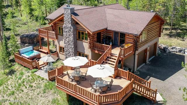 35 Gcr 546, Granby, CO 80446 (MLS #21-1167) :: The Real Estate Company