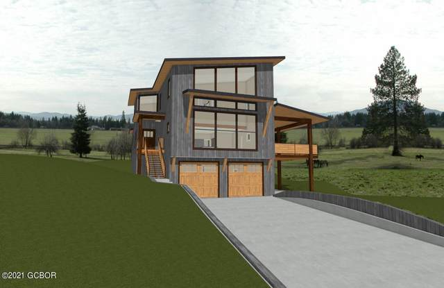 224 Lower Ranch View Road, Granby, CO 80446 (MLS #21-1168) :: The Real Estate Company