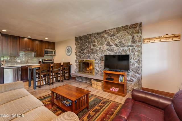 518 Hi Country Drive 13-148, Winter Park, CO 80482 (MLS #21-1174) :: The Real Estate Company