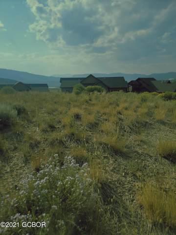 862 Saddle Ridge Circle, Granby, CO 80446 (MLS #21-1176) :: The Real Estate Company