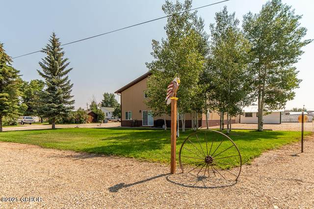 904 Gore Avenue, Kremmling, CO 80459 (MLS #21-1179) :: The Real Estate Company