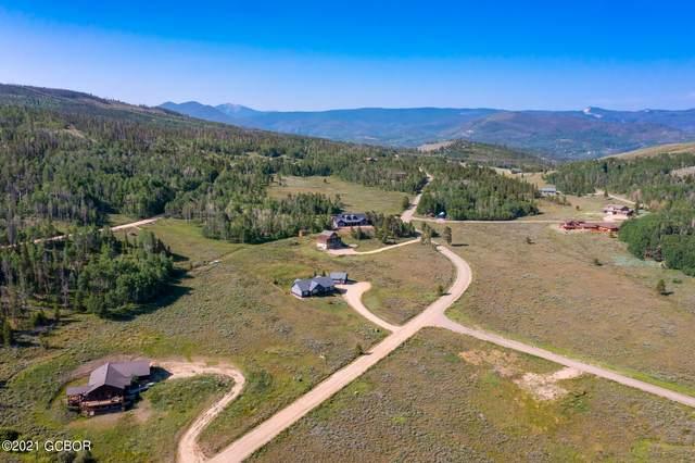 2634 Gcr 88, Granby, CO 80446 (MLS #21-1184) :: The Real Estate Company